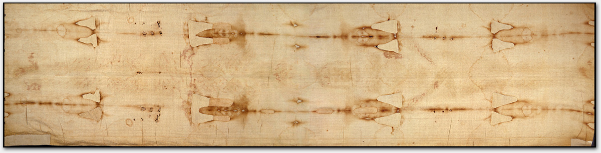 What Does Forensic Science Reveal About The Shroud of Turin