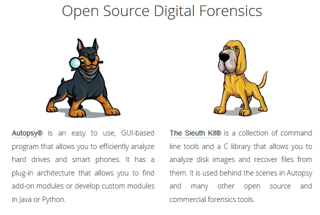 5 free digital forensic investigation tools learn to use